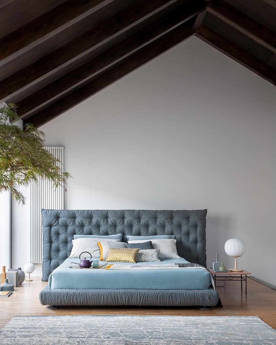 Bonaldo Schlafzimmer bequem Designer bett, Bett, Haus deko