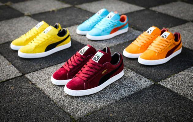 Puma Suede Printemps 2014 | Shoes