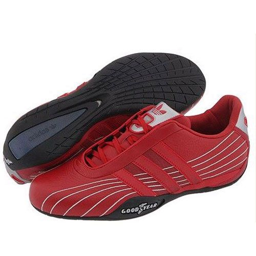 Racing Free Leather Race Shoes Goodyear Adidas w67YFqTxF