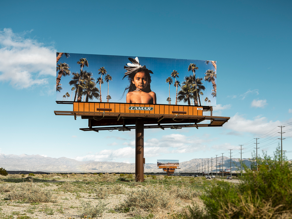 Road To Coachella: What's Behind These Billboards Lining the 10 Freeway?