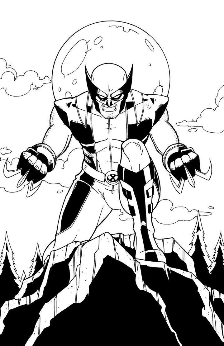 Wolverine By Jamiefayx Wolverine Wolverine Origins Art