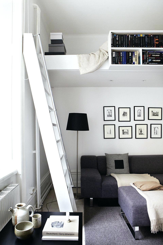 Loft bedroom with walk in wardrobe  Loft Beds Loft Bed With Walk In Closet Style Beds loft bed with walk