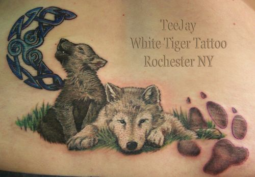 Wolf Cubs Ndash Tattoo Picture At Checkoutmyink Com Cubs Tattoo Picture Tattoos Tattoos