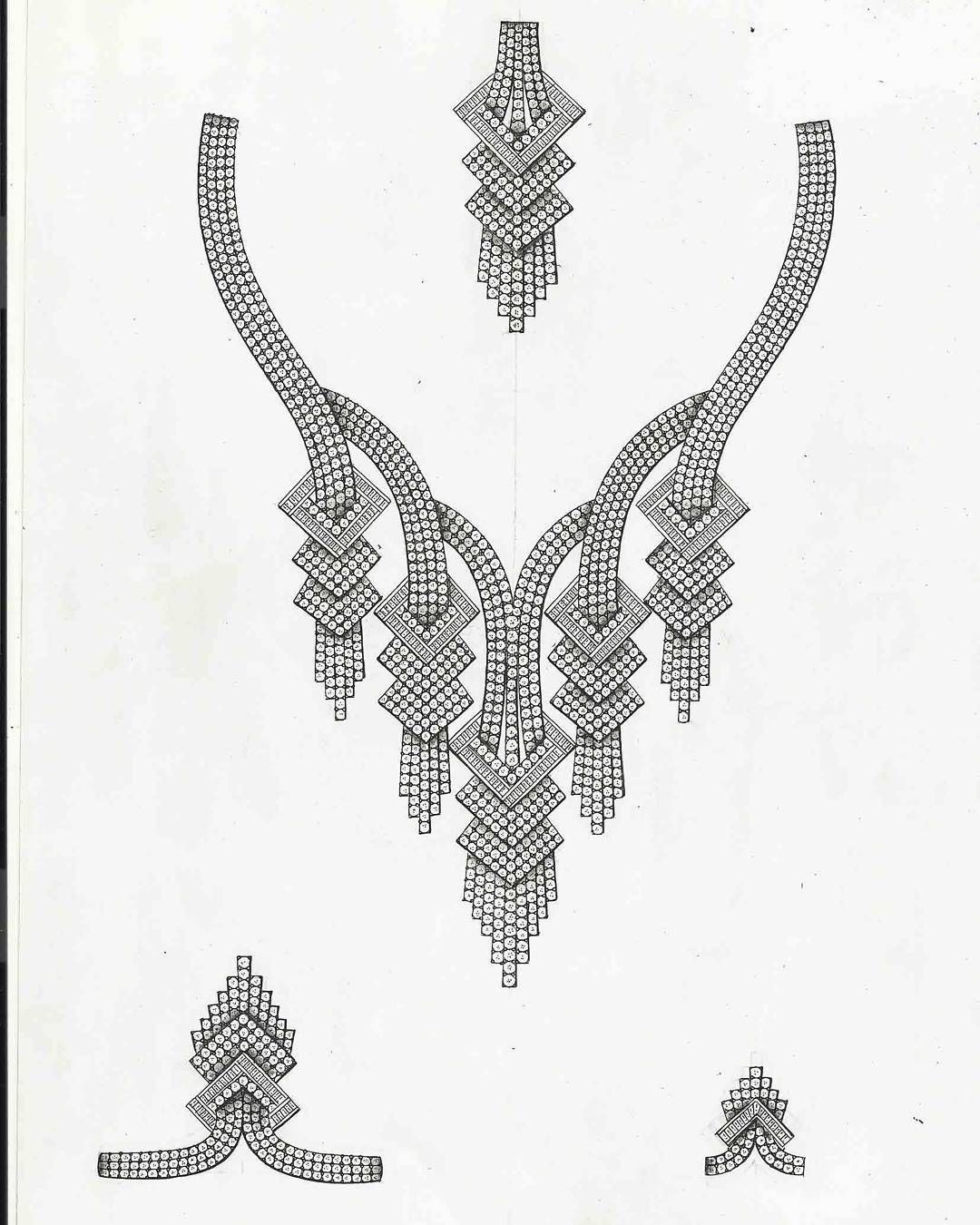 Necklace Concepts. 2D/Manual designs available. #Necklace ...
