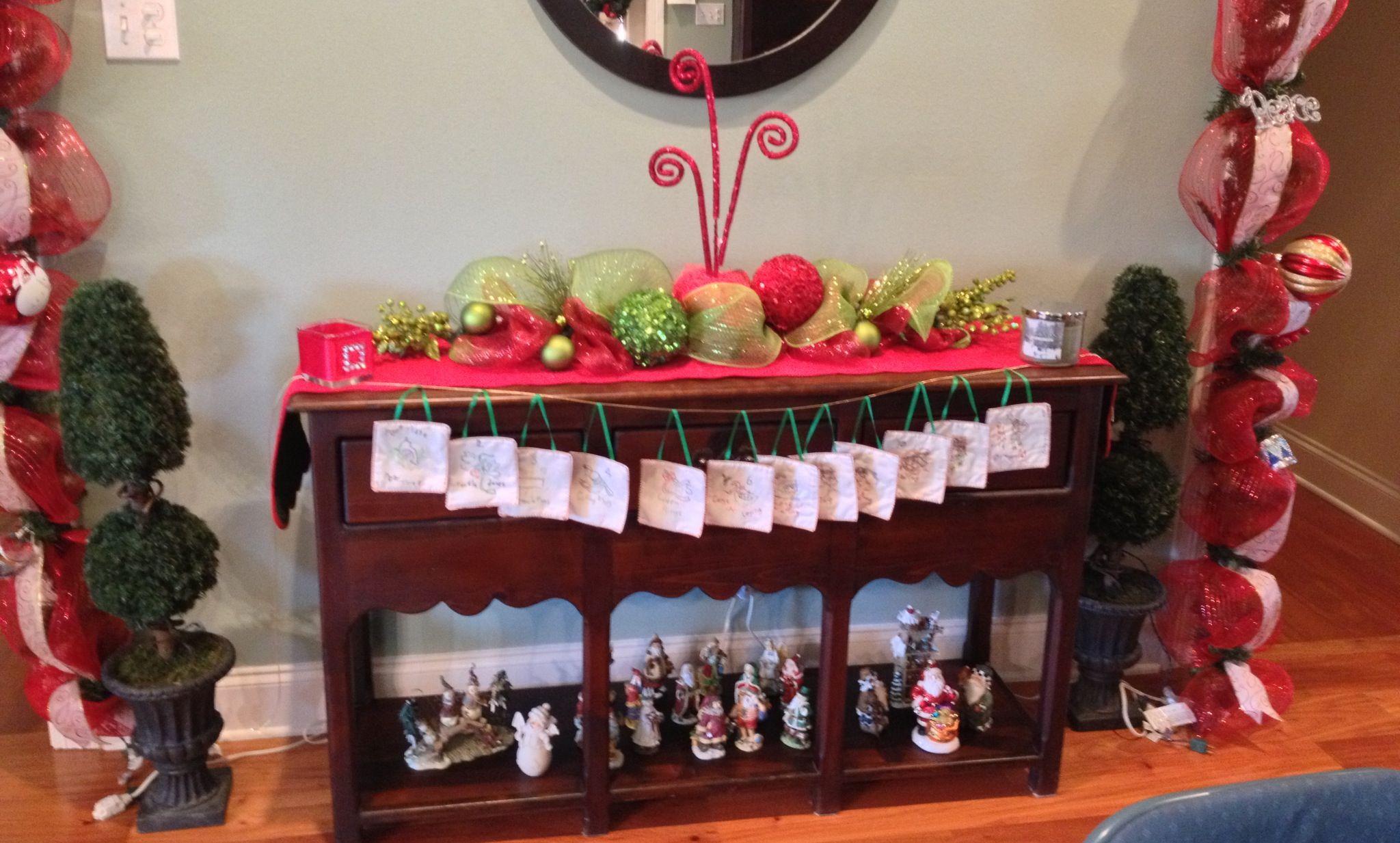 Holiday Buffet Table Decorating Photograph | ideas buffet ta