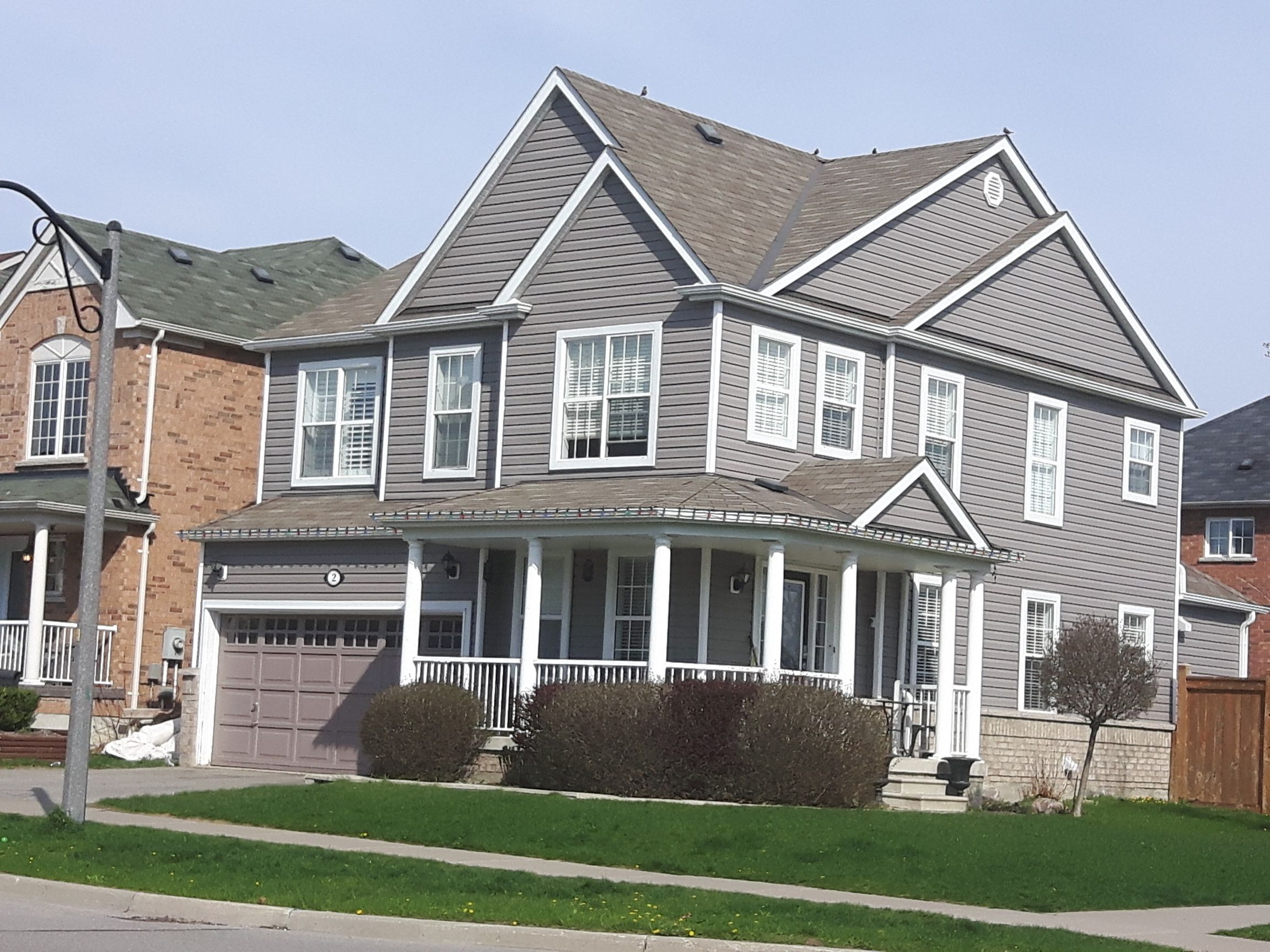 Gentek Siding Google Search House Styles House Exterior Siding Colors