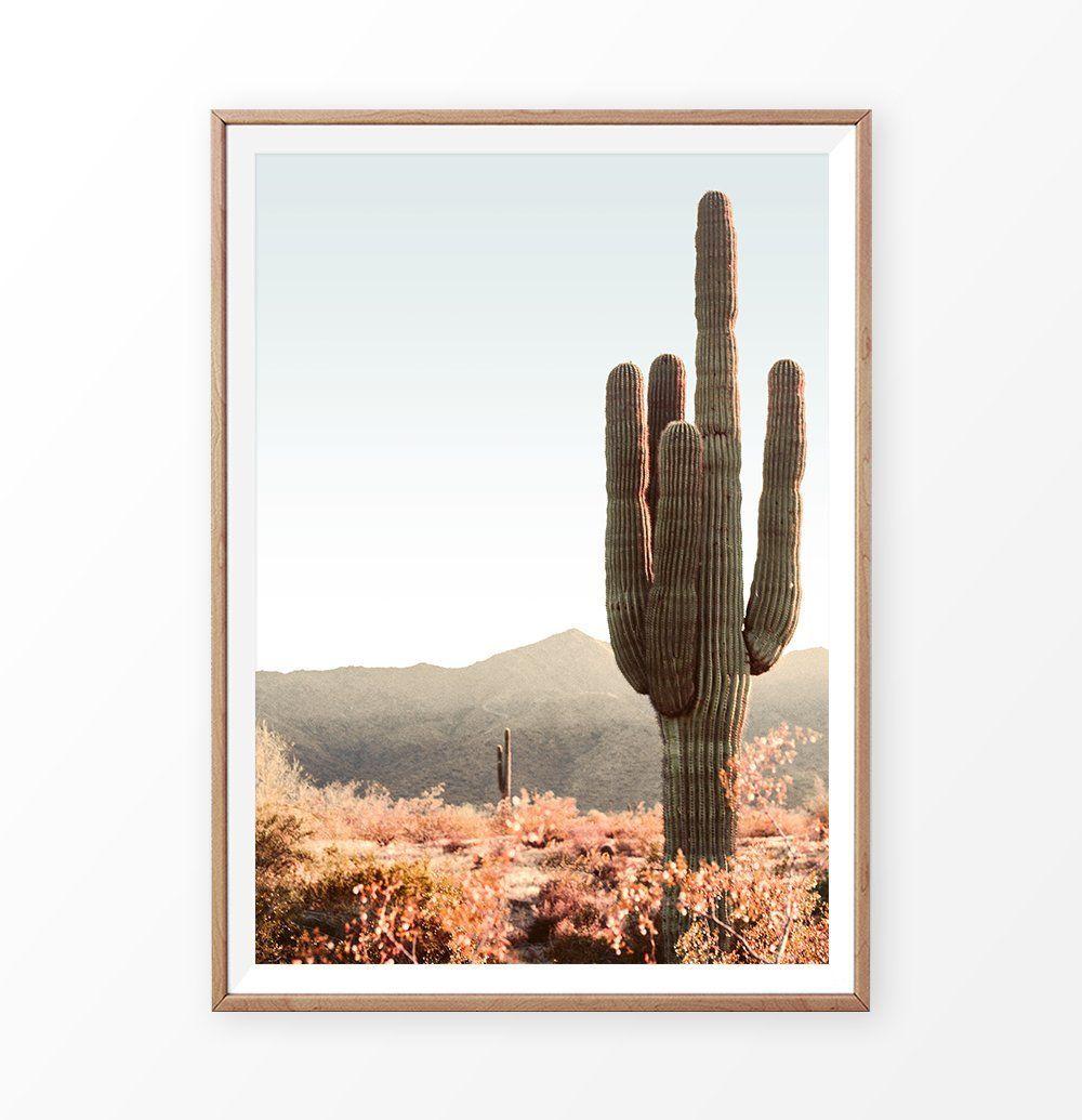 Seven Paper Prints brings you the topnotch Cactus print