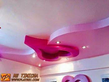 décoration de plâtre chambres à coucher | ceiling | pinterest ... - Plafond En Platre Chambre A Coucher