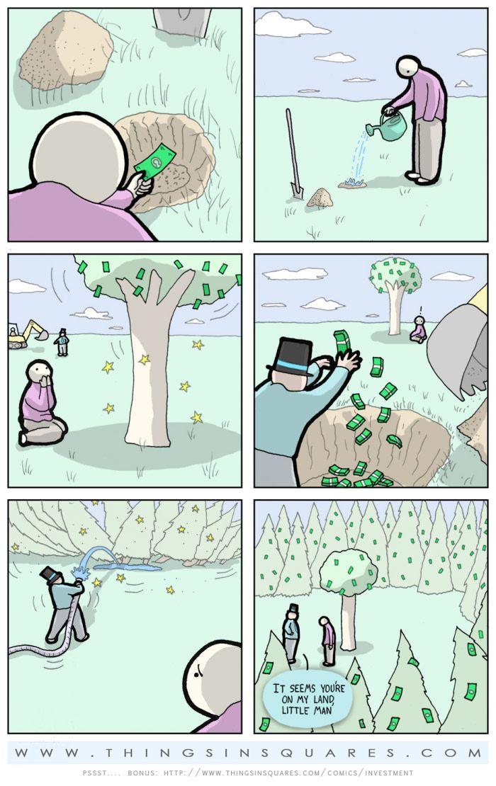 I give you: capitalism.