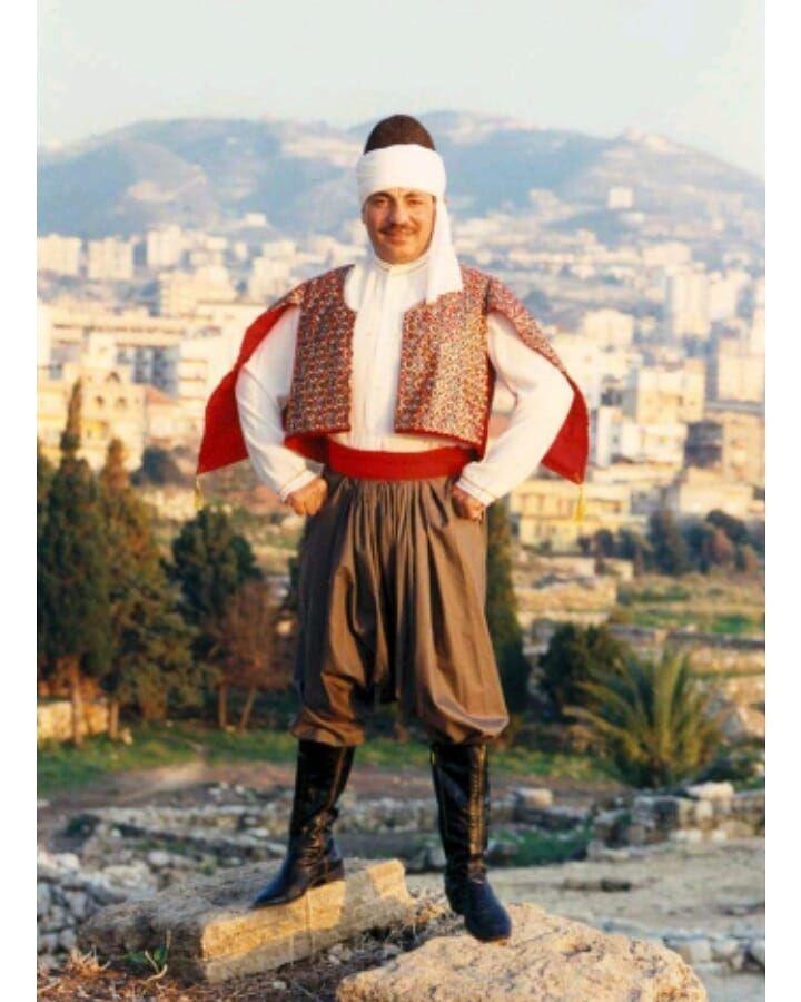 Lebanon.   Traditional dresses, Traditional outfits, Fashion