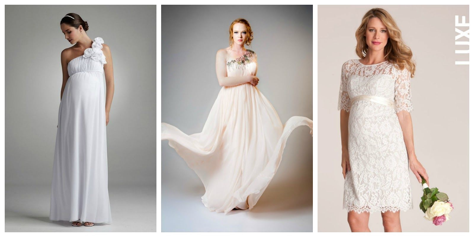 Best Picture of maternity wedding dresses david's bridal According ...