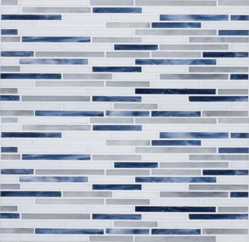 65 Kitchen Backsplash Tiles Ideas Tile Types And Designs: For Our Bathroom Backsplash- This As Accent Mixed With