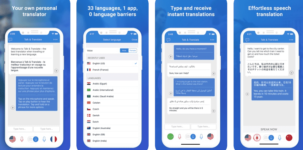 What Is The Best Speak And Translate App The Eight Greatest Translation Apps For 2019 Talk And Translate Itranslate Voice 3 App Translation Learning Courses