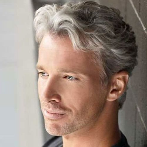 The Old Age Flair 20 Hairstyles For Over 60 Men And Women Wavy Hair Men Grey Hair Men Older Mens Hairstyles