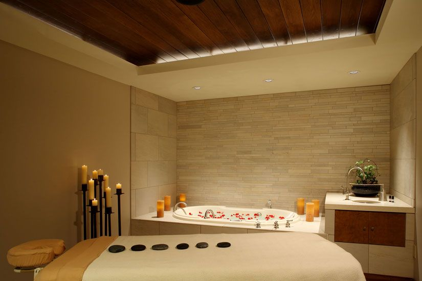 Treatment room with hydrotherapy tub! | The Spa at Bear Creek ...