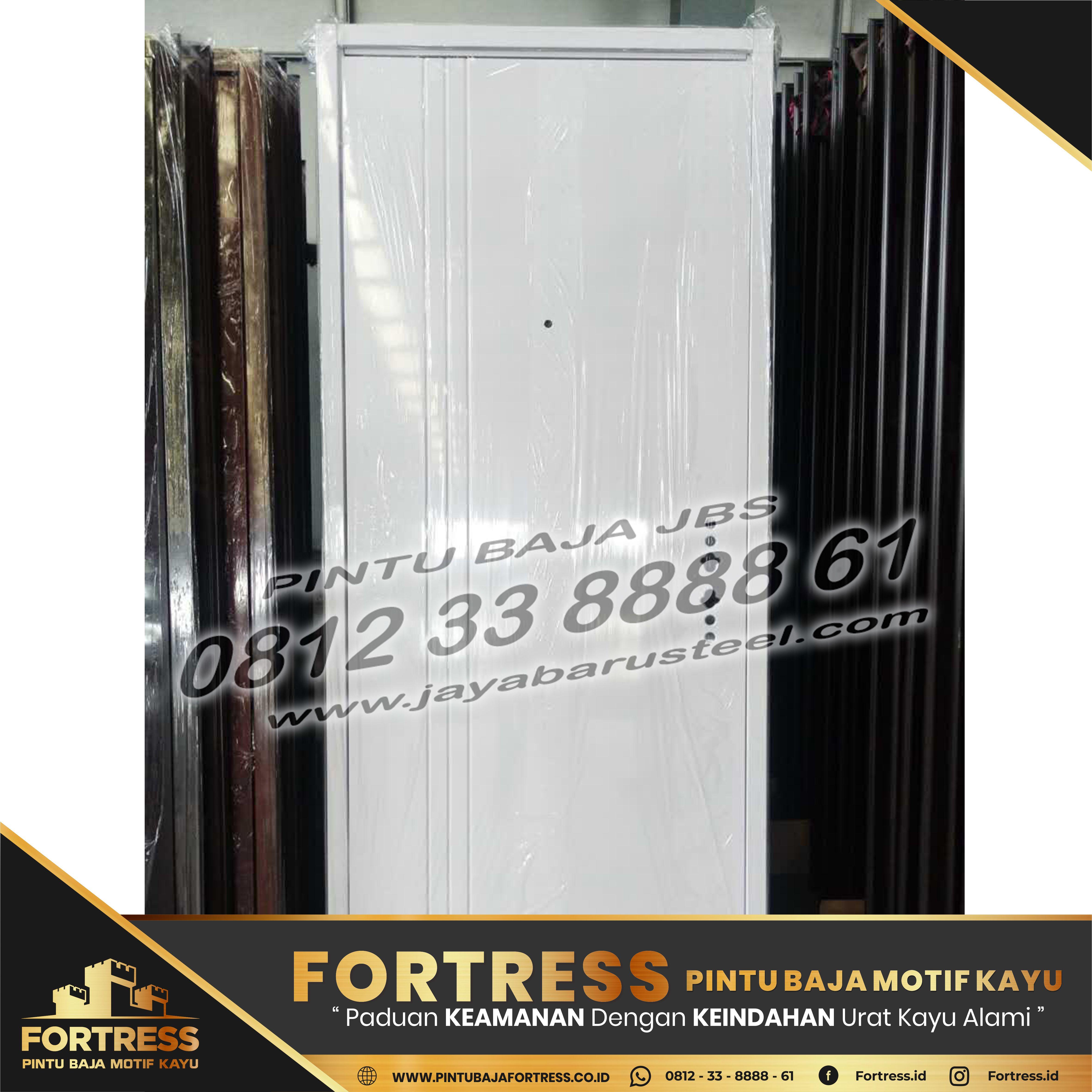 0812-91-6261-07 (FORTRESS) Banjar Masin Steel Plate Door, Pi …