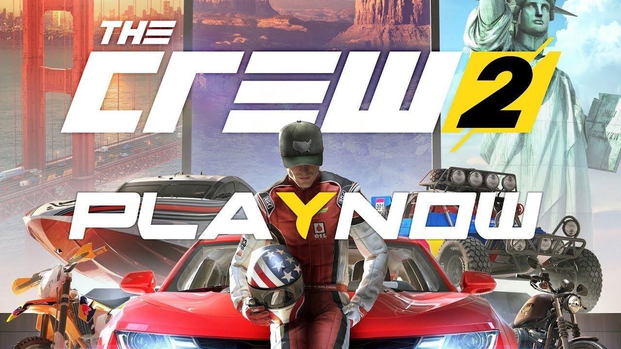 PlayNow The Crew 2 Closed Beta PC Gameplay The Crew 2