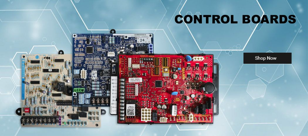 Airxheat Controlboard Board Replacement Hvac Control Heating Systems