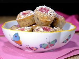 Biscuits moelleux rustiques  noisettes et framboises • Hellocoton.fr