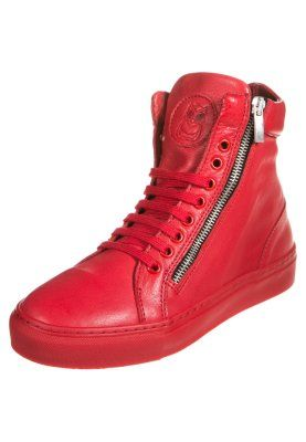Sneakers hoog Boom Bap CELEBRATION - Sneakers hoog - triple red Rood: € 149,