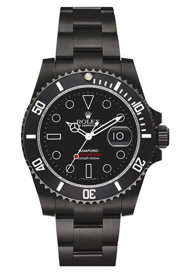 Bamford Watch Department Customized Rolex Submariner Watch