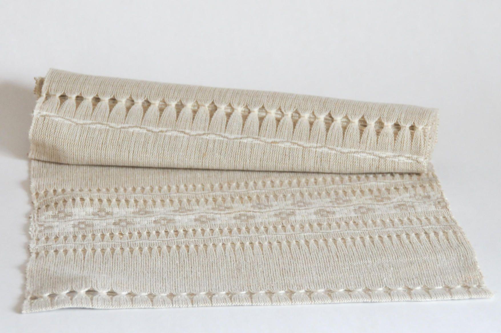 Swedish Handwoven linen Table Runner Traditional Swedish crafts