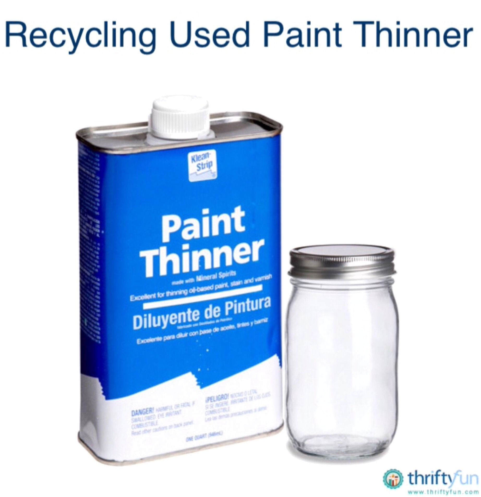 Recycling Used Paint Thinner Paint Thinner Stripping Paint Recycling