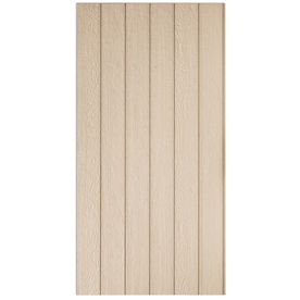 48 In X 96 In 8 In On Center Untreated Wood Composite Siding Item 15601 Model 27905 17 08 At Lowes Wood Panel Siding Wood Siding Panel Siding