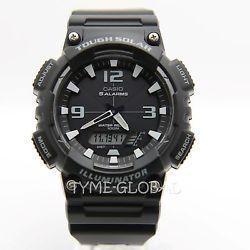 Casio AQ-S810W-1A Men Sport Digital Alarm Light Watch AQ-S810W-1A
