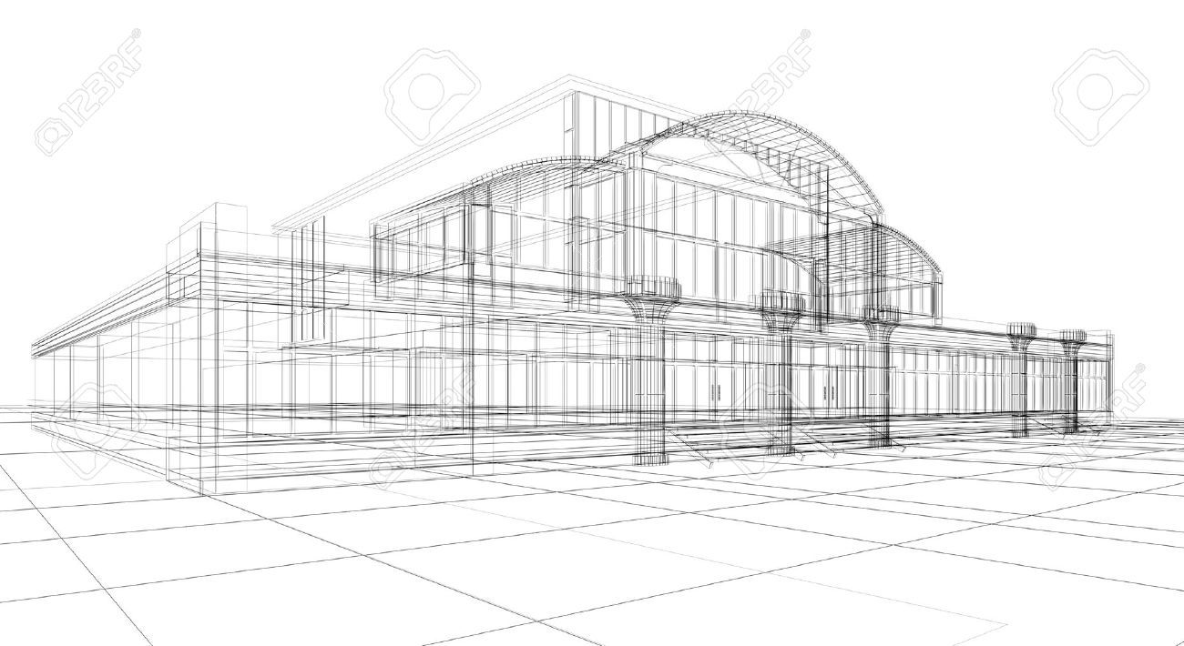 Image Result For Building Sketch