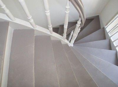 escalier peint | Intérieur - Idées & aménagements | Pinterest ...