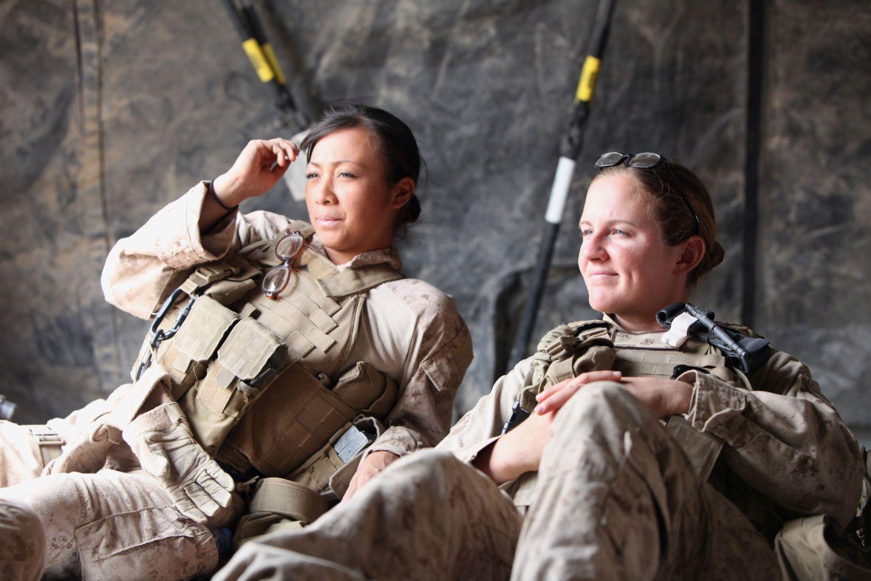 women s and marine corps