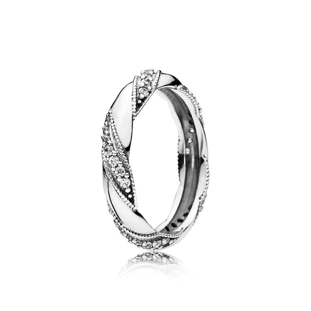Pandora Ribbon Of Love Ring 190981cz Uk Someday Pinterest