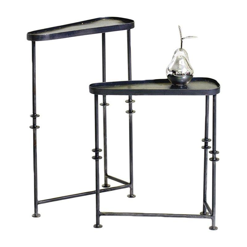 Go Home Hip Vintage Asymetrical Tables