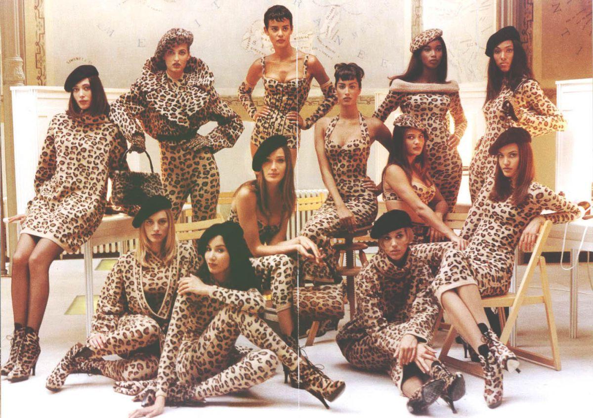 ac7941774a1bae Estampados de onça, zebra ou outro animal, era moda nos anos 80. Podia