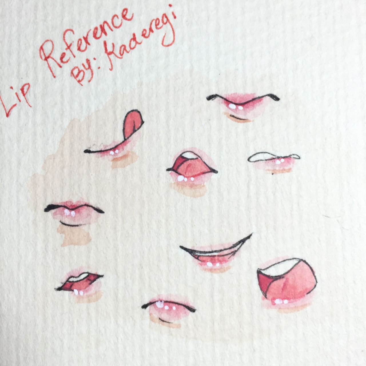 Art References Lips Drawing Drawing Reference Art Reference