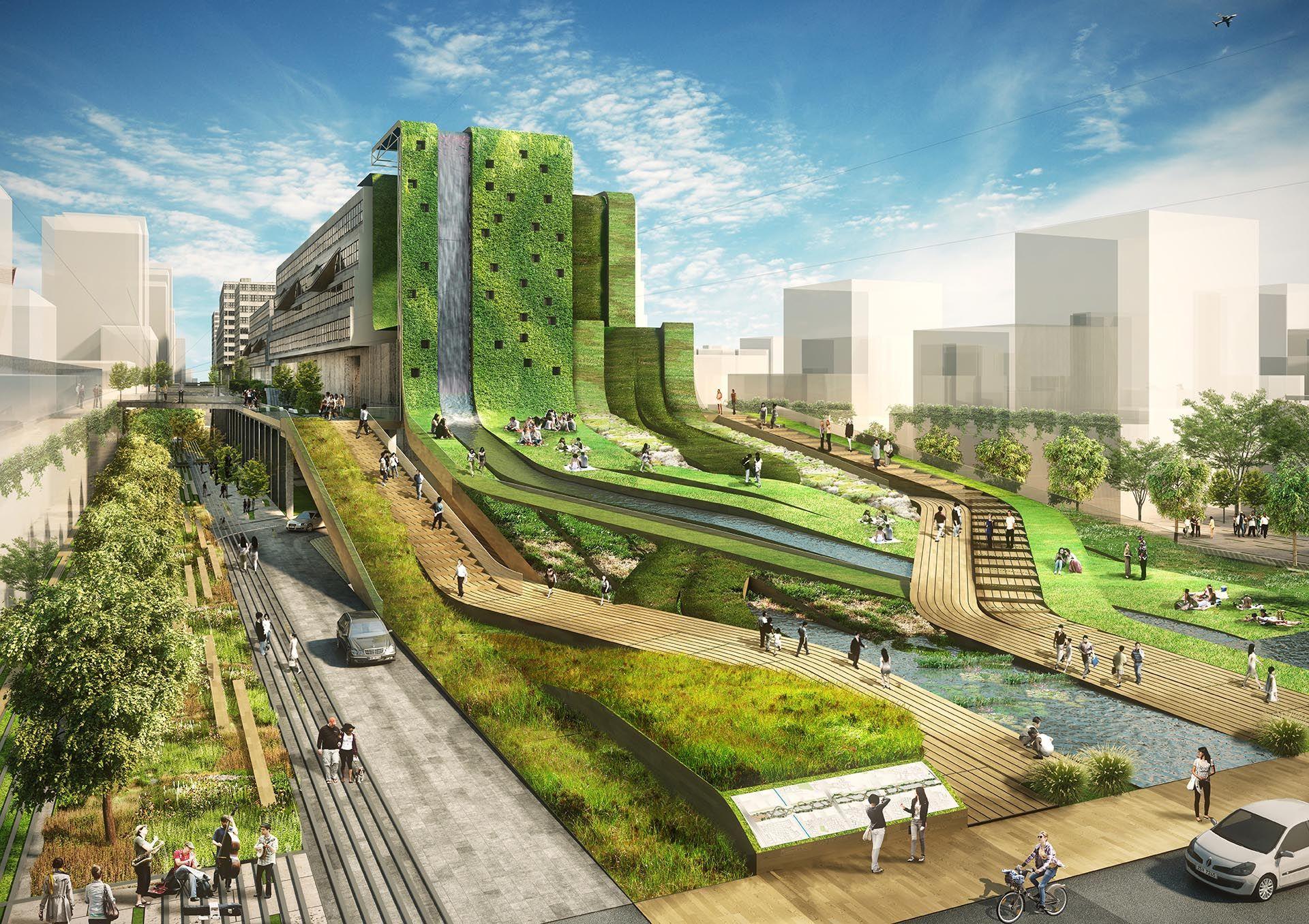 1000 Ideas About Landscape And Urbanism On Pinterest Landscape