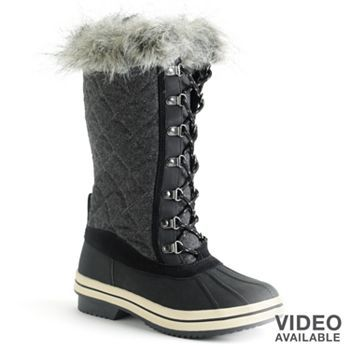 totes Gina Winter Boots - Women | Boots