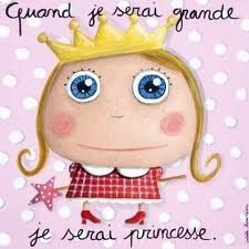 je serai princesse @Lianafides Frappa