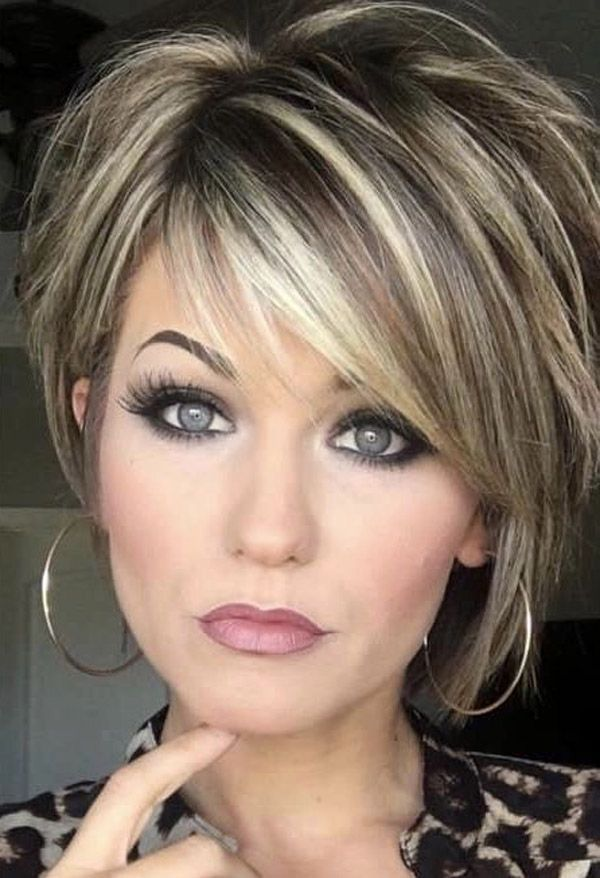 Trending Hairstyles 2019 - Short Layered Hairstyles