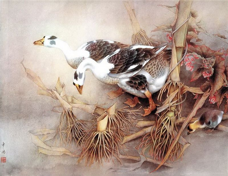 Shen Wei Chinese Painting