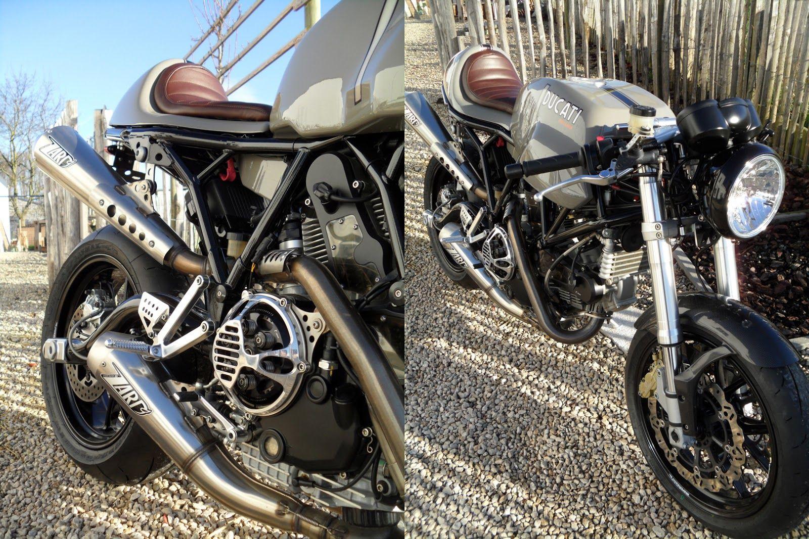 Ducati Sport 1000 custom revival Ducati sport 1000