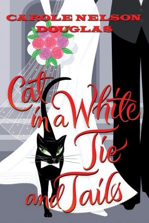 Cat in a White Tie and Tails: A Midnight Louie Mystery by Carole Nelson Douglas - Skeptical homicide lieutenant C. R. Molina has commissioned Max to investigate the cold case murder she suspects he committed two years earlier. With traumatic amnesia from a recent attempt on his life, the once infallible Max is more sitting duck than predator.