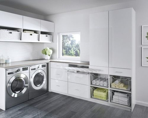 Photo of 20 Trendy Laundry Room Design Ideas
