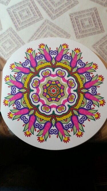 Pin by Kathe Striffler on Dot Painting Templates | Mandala