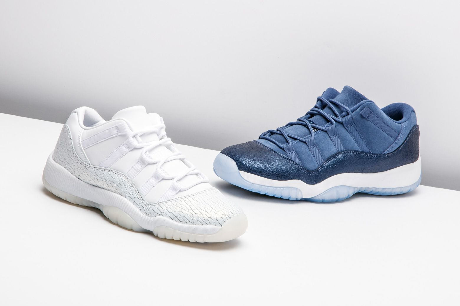 7b53d5d56bf Ladies, which of these women's exclusive Air Jordan 11 Retro Low colorways  is the best?