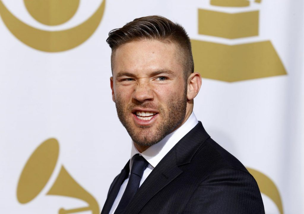 Perfect Julian Edelman Haircut