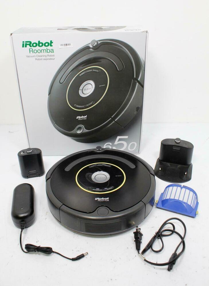 iRobot Roomba 650 Vacuum Cleaner #afflink | Vacuums in 2019