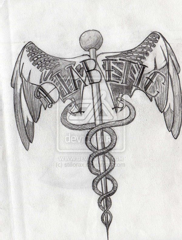 Diabetes Symbol Diabetic Symbol Diabetic Symbol By Stillorax