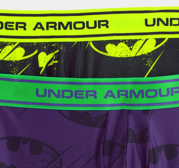 Under Armour Boys Alter Ego Boxerjock 2-Pack Big Kids